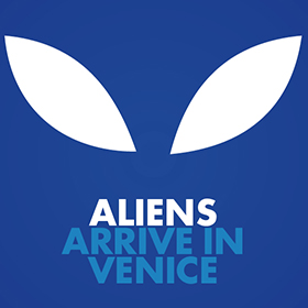 aliens arrive in venice