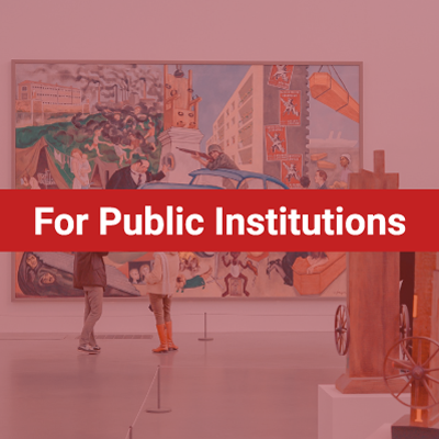 Opportunities for Public Institutions | MoCA